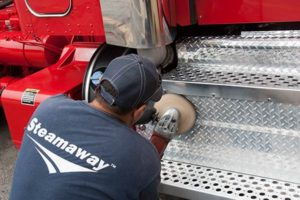 Truck detailing